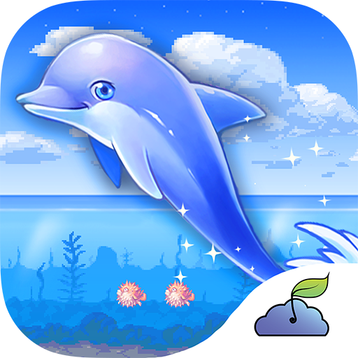 Rainbirth Dolphin Show Infinite Runner Water Race  (Unlimited money,Mod) for Android 2.0.5
