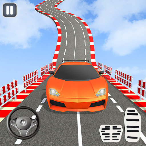 Ramp Car Stunt 3D : Impossible Track Racing  (Unlimited money,Mod) for Android 1.0