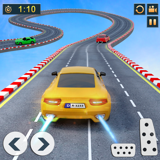 Ramp Car Stunts Racing: Impossible Tracks 3D  (Unlimited money,Mod) for Android 2.0