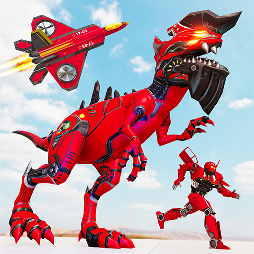 Raptor Robot Games: Drone Robot Grand Hero  (Unlimited money,Mod) for Android 1.0.7
