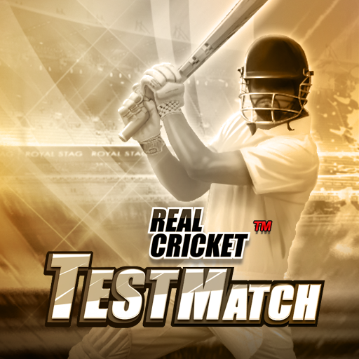Real Cricket™ Test Match  (Unlimited money,Mod) for Android  1.0.7