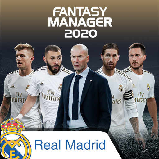 Real Madrid Fantasy Manager'20 Real football live  (Unlimited money,Mod) for Android 8.51.572
