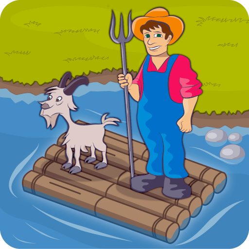 River Crossing IQ Logic Puzzles & Fun Brain Games  (Unlimited money,Mod) for Android  1.2.1