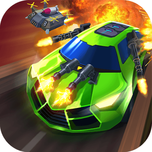 Road Rampage: Racing & Shooting to Revenge  (Unlimited money,Mod) for Android