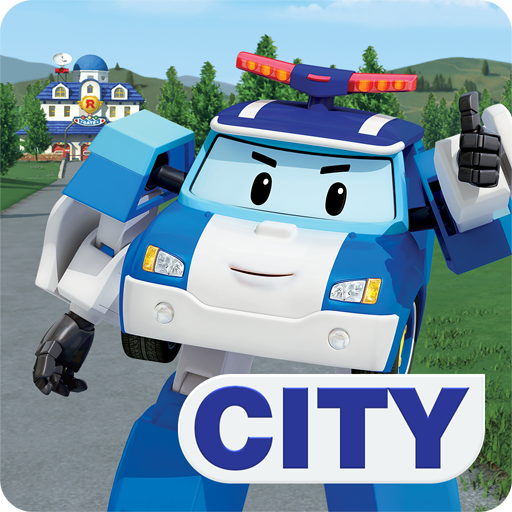 Robocar Poli Games: Kids Games for Boys and Girls  (Unlimited money,Mod) for Android  1.4.1