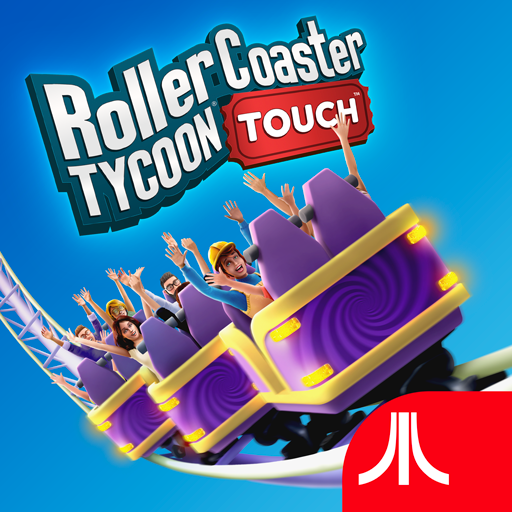 RollerCoaster Tycoon Touch – Build your Theme Park  (Unlimited money,Mod) for Android 3.14.4
