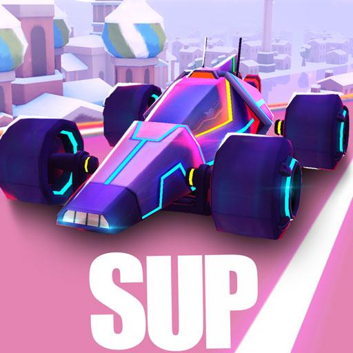 SUP Multiplayer Racing  (Unlimited money,Mod) for Android  2.2.7