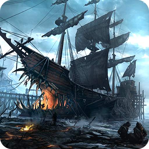Ships of Battle – Age of Pirates – Warship Battle  (Unlimited money,Mod) for Android 2.6.28