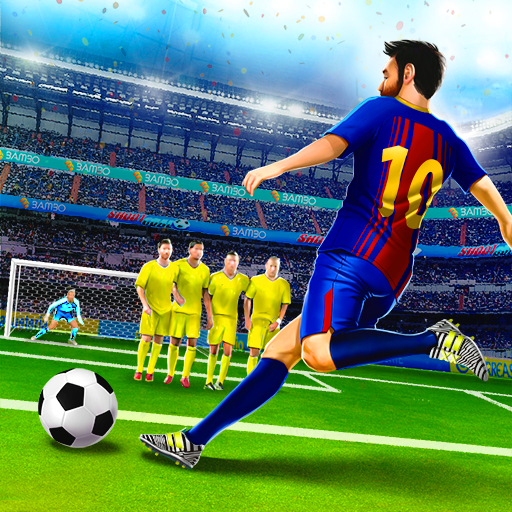 Shoot Goal: World Leagues Soccer Game  (Unlimited money,Mod) for Android 2.1.14