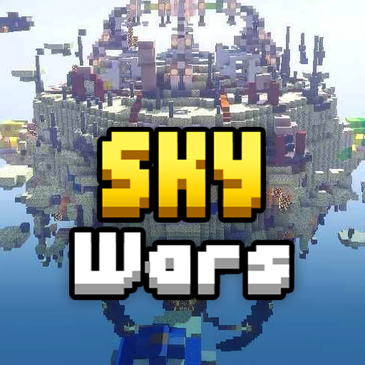 Sky Wars for Blockman Go  (Unlimited money,Mod) for Android 1.8.5