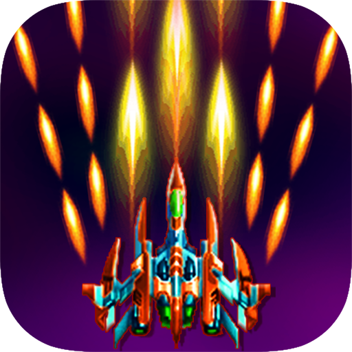 Space Shooter – Galaxy Attack  (Unlimited money,Mod) for Android 1.30