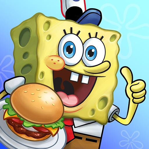 SpongeBob: Krusty Cook-Off  (Unlimited money,Mod) for Android 1.0.18