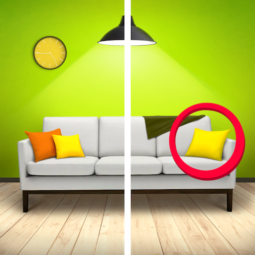 Spot the Difference – Find Them All  (Unlimited money,Mod) for Android  1.8.6
