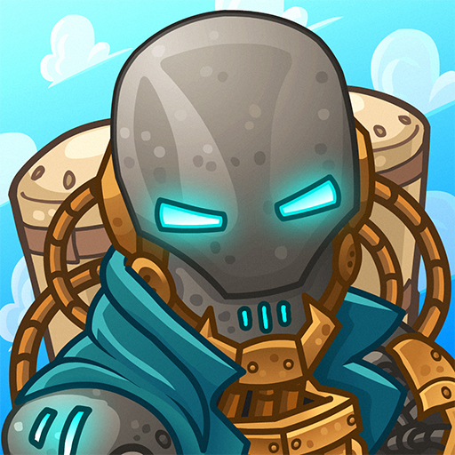Steampunk Defense: Tower Defense  (Unlimited money,Mod) for Android 20.32.421