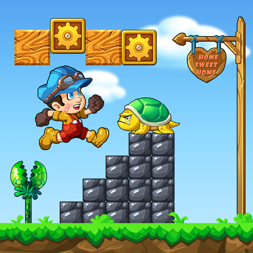 Super Machino go: world adventure game  (Unlimited money,Mod) for Android 1.28.1