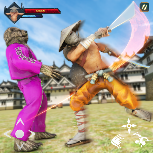 Super Ninja Kungfu Knight Samurai Shadow Battle  (Unlimited money,Mod) for Android  3.0.1