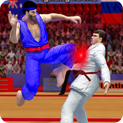 Tag Team Karate Fighting Games: PRO Kung Fu Master  (Unlimited money,Mod) for Android 2.3.9