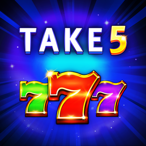 Take5 Free Slots – Real Vegas Casino  (Unlimited money,Mod) for Android 2.89.1