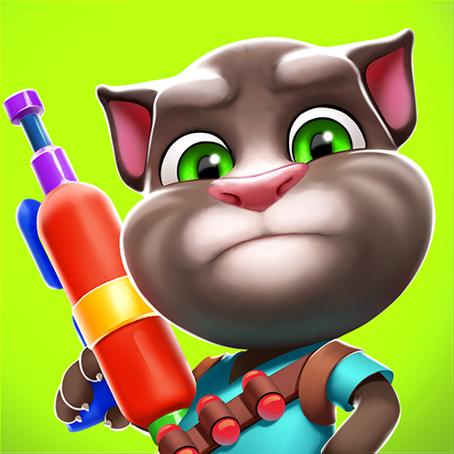 Talking Tom Camp  (Unlimited money,Mod) for Android 3.8.0.34