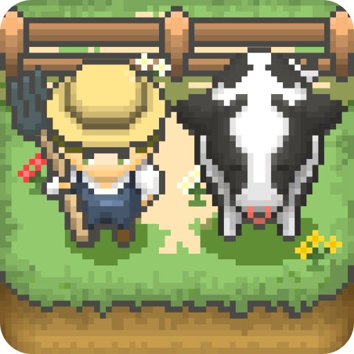 Tiny Pixel Farm – Simple Farm Game  (Unlimited money,Mod) for Android 1.4.9