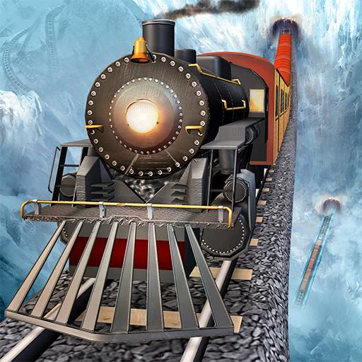 Train Simulator Uphill Drive  (Unlimited money,Mod) for Android