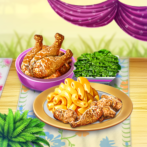 Virtual Families: Cook Off  (Unlimited money,Mod) for Android 1.7.5