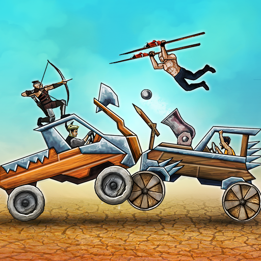 War Cars: Epic Blaze Zone  (Unlimited money,Mod) for Android 1.1.38