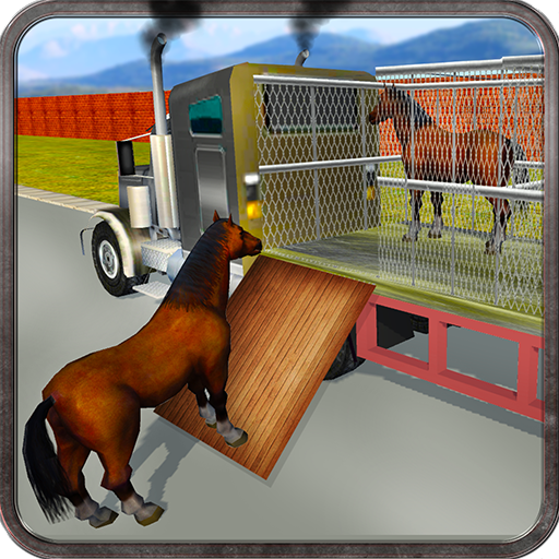 Wild Horse Zoo Transport Truck Simulator Game 2018  (Unlimited money,Mod) for Android 1.6