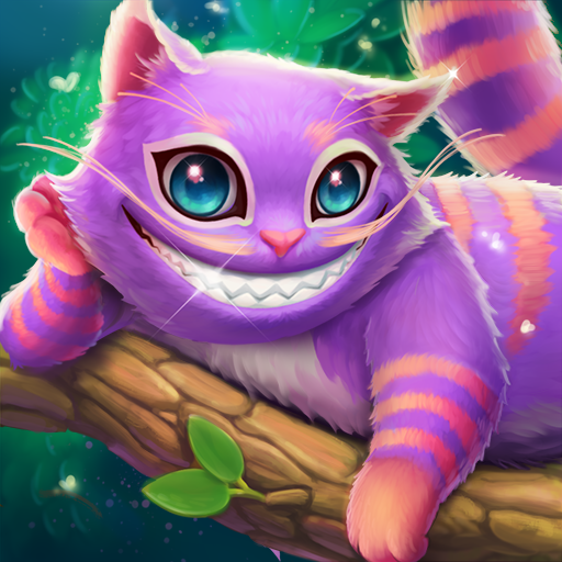 WonderMatch™-Match-3 Puzzle Alice's Adventure 2020  (Unlimited money,Mod) for Android 2.7.1