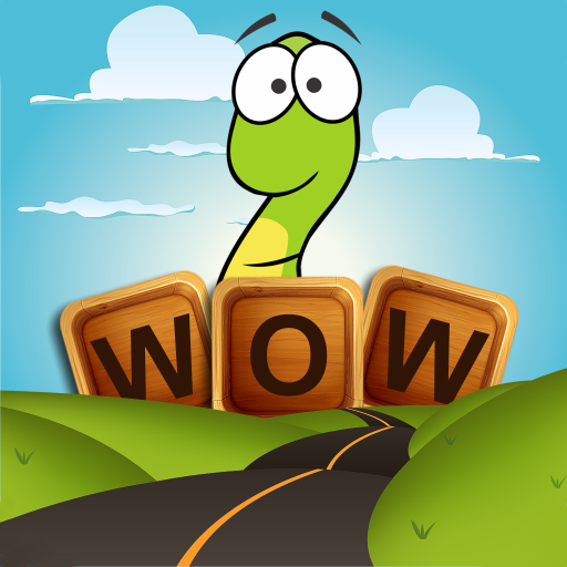 Word Wow Big City Word game fun  1.9.20 (Unlimited money,Mod) for Android