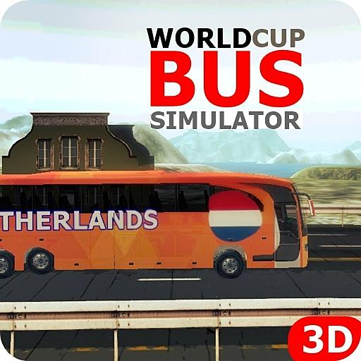World Cup Bus Simulator 3D (Unlimited money,Mod) for Android