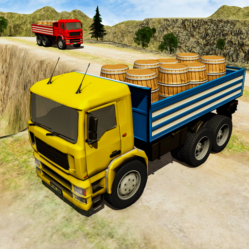 3D Euro Truck Driving Simulator – Real Cargo Game  (Unlimited money,Mod) for Android