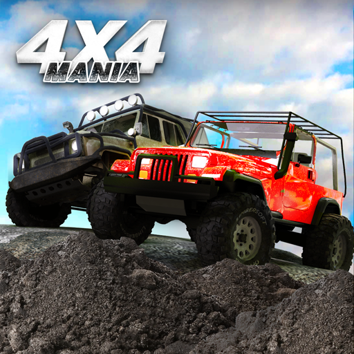 4×4 Mania: SUV Racing  (Unlimited money,Mod) for   Android 4.21.05