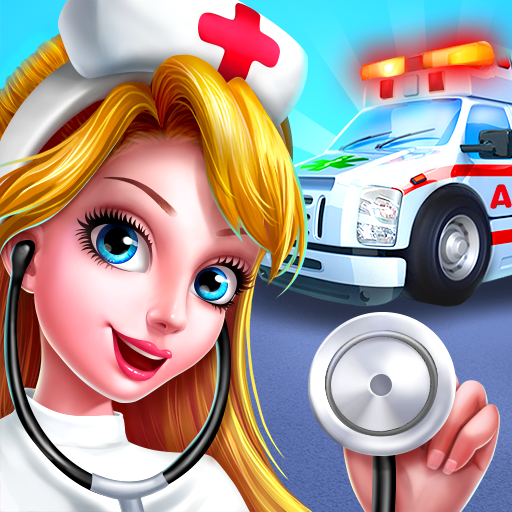 🚑🚑911 Ambulance Doctor  (Unlimited money,Mod) for Android 2.8.5017