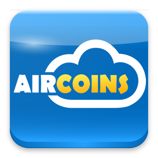 Aircoins Augmented Reality Treasure Hunt  (Unlimited money,Mod) for Android