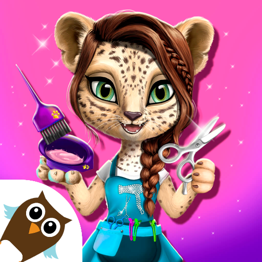 Amy's Animal Hair Salon – Cat Fashion & Hairstyles  (Unlimited money,Mod) for Android 4.0.50011