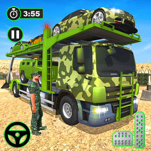 Army Vehicles Transport Simulator:Ship Simulator  (Unlimited money,Mod) for Android 1.0.7
