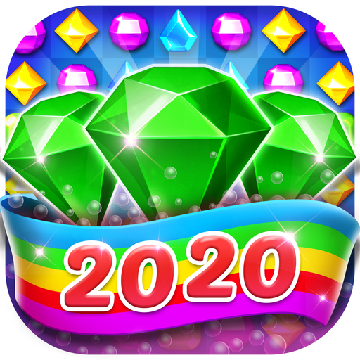 Bling Crush – Jewel & Gems Match 3 Puzzle Games  (Unlimited money,Mod) for Android 1.4.6