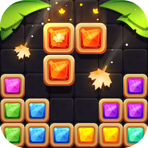 Block Puzzle – Jewel Leaf  (Unlimited money,Mod) for Android