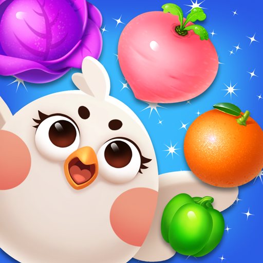 Bubble Farm – Fruit Garden Pop  (Unlimited money,Mod) for Android