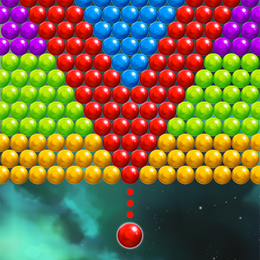 Bubble Shooter Space  (Unlimited money,Mod) for Android 2.6