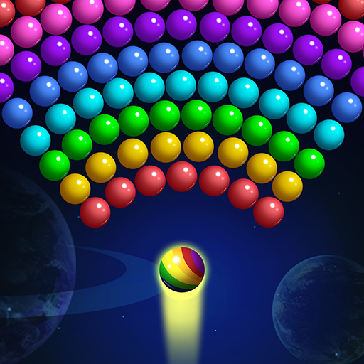 Bubble Shooter  (Unlimited money,Mod) for Android 49.0