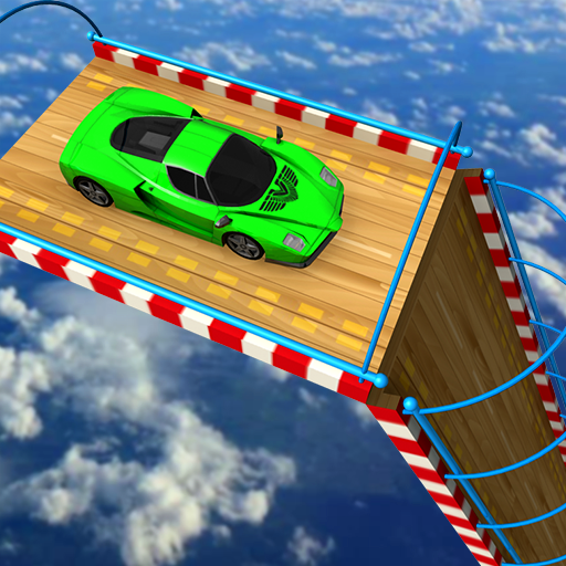 Car Driving – Impossible Racing Stunts & Tracks  (Unlimited money,Mod) for Android 2.0.48