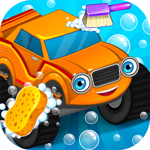 Car Wash – Monster Truck  (Unlimited money,Mod) for Android 1.3.0