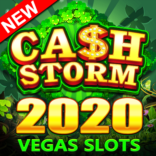Cash Storm Casino – Online Vegas Slots Games  (Unlimited money,Mod) for Android 1.4.5