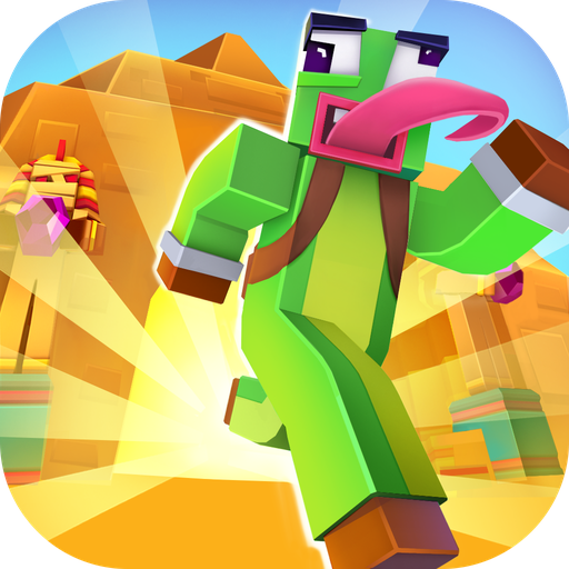 Chaseсraft – EPIC Running Game  (Unlimited money,Mod) for Android 1.0.25