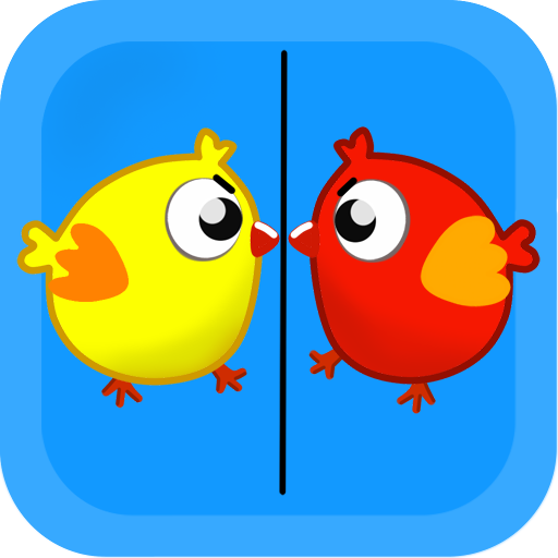 Chicken fight – two player game  (Unlimited money,Mod) for Android