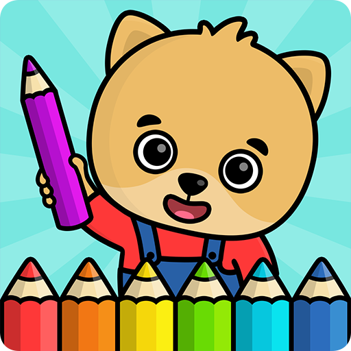 Coloring book for kids  (Unlimited money,Mod) for Android
