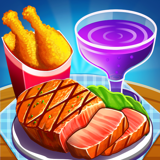 Crazy My Cafe Shop Star – Chef Cooking Games 2020  (Unlimited money,Mod) for Android 1.11.7