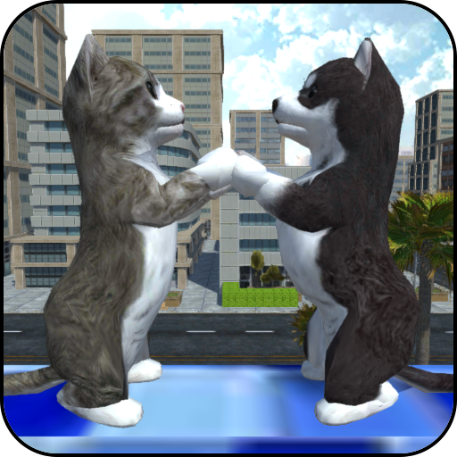 Cute Cat And Puppy World  (Unlimited money,Mod) for Android